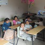 Incrementó 60% la asistencia a clases de infantes migrantes, Conafe