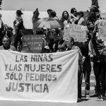 Marchan por no violencia contra las mujeres