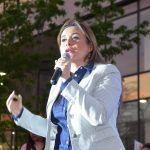 Con documentos 3de3 y proyecto social, inicia campaña Maru Campos