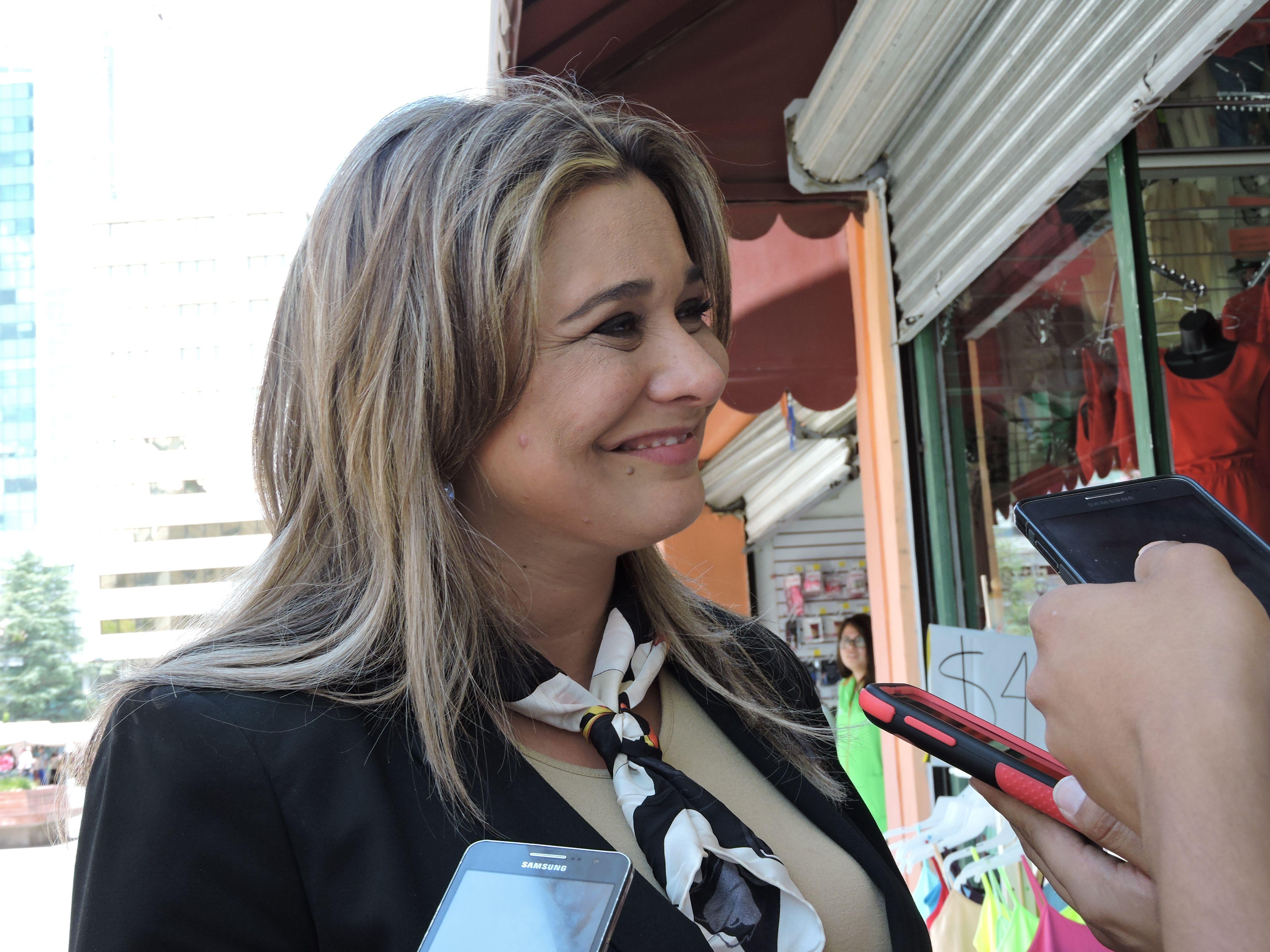 Maru Campos alcaldesa