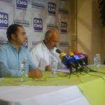 «No quiero adelantarme a los resultados»: Chacho Barraza