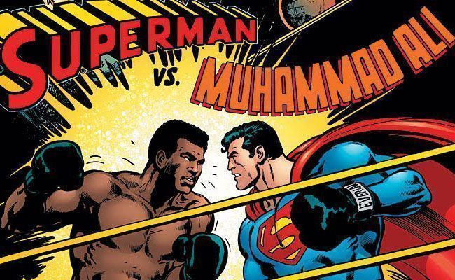 Ali vs Superman