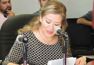 Diputada Laura Enriqueta Domínguez Esquivel