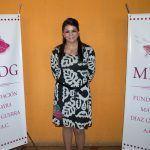 Ex diputada Mayra Díaz, abre fundación en Guachochi