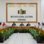 IEE destruye documentación electoral