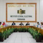 IEE destruye documentación electoral