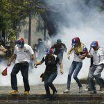 Países latinoamericanos condenan la violencia en Venezuela