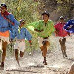 Carrera de Bola, Rarámuris corren hasta 2 noches y 3 días