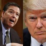 Trump amenazó a Comey ex director del FBI