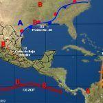 Frente frío 48 provoca lluvia y granizada en Chihuahua