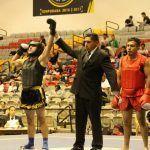 Wushu: la pasión del tricampeón Adrián Zermeño