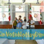 Wikipolítica Chihuahua presenta iniciativa de Kumamoto