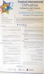 festival internacional Chihuahua