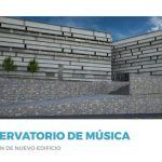 Destinará Municipio, 15 millones al Conservatorio de Música