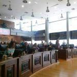 Sesiona por primera vez el pleno del Congreso en Juárez