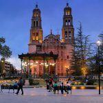Arranca en el centro de Chihuahua la Fiesta de Luz