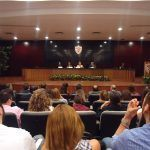 Mujeres en la Suprema Corte de Justicia: conferencia magistral