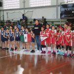 Niñas mexicanas se coronan campeonas internacionales de basquetbol