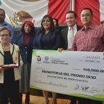 Gana Oxxo premio del Congreso del Estado