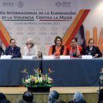 Transformación social es básico para eliminar violencia a mujeres: ISSSTE