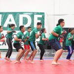Recluta Instituto del Deporte adolescentes para artes marciales mixtas