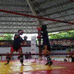 Ganan niñas y niños campeonato nacional de Kick Boxing