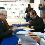Carlos Angulo intentará por tercera vez ser alcalde de Juárez