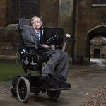 A los 76 años murió el científico Stephen Hawking