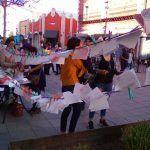 El Tendedero, Mujeres del grupo 8M: diversas pero no dispersas