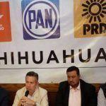 MC el beneficiado con salida de PRD del «Frente por México», va por 5 curuels
