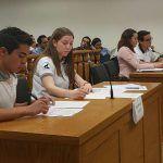 Ganan estudiantes de bachiileres debate político del ITESM