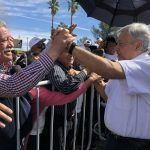 AMLO inicia campaña en Ciudad Juárez