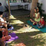 Fin de semana de yoga con terapia holística