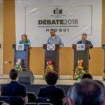 1° debate municipal en Meoqui; entre denuncias de corrupción y propuestas viales