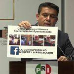 En debate presentan vídeo de César Jauregui al recibir efectivo para campaña de Maru