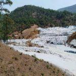 Exigen ONG´s restituir daño ecológico y comunitario de la Mina Río Tinto
