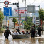 Suman 123 muertos por supertifón en Japón; continúa la búsqueda de personas desaparecidas