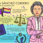 Olga Sánchez Cordero, será la primera Secretaria de Gobernación en México