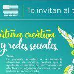 Taller de escritura creativa y redes sociales para periodistas en Juárez