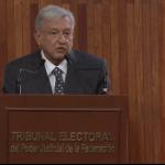 Andrés Manuel López Obrador es oficialmente presidente electo de México