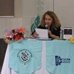 Presenta Leticia Corral nuevo libro de astrofísica en Cuauhtémoc e inician ventas mundiales
