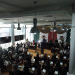 Inició nueva legislatura con dificultades para asumir acuerdos marcados por ley