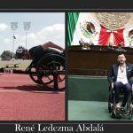 Un accidente cambió mi vida, perdí movilidad y gané alas: René Ledezma atleta olímpico y asesor legislativo