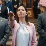 Sandra Vaca, reclutadora de mujeres para red de prostitución de Cuauhtémoc Gutiérrez llega a diputación local del PRI en CDMX