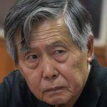 Diez meses duró indulto al dictador peruano Fujimori: volverá a prisión