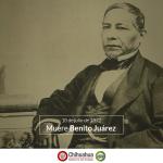 Benito Juárez, actual regidor del Ayuntamiento de Chihuahua