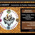 «La muerte», una charla sobre la cosmovisión de pueblos indígenas