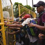 Forzar la frontera para ingresar a un país, refleja la disposición que se tiene en cumplir sus leyes: Consulado EEUU