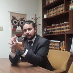 A sus 27 años, Jaime Rodríguez es asignado como juez civil