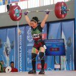 Tras ganar oro en Barranquilla, Quisia ya sueña con el Olímpico 2020